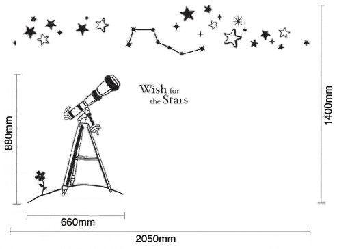Papel de Parede Telescópio