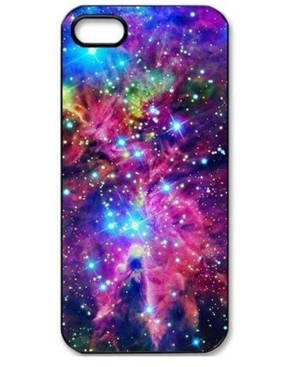 Capa para Celular IPhone 5S: Tema Cosmos
