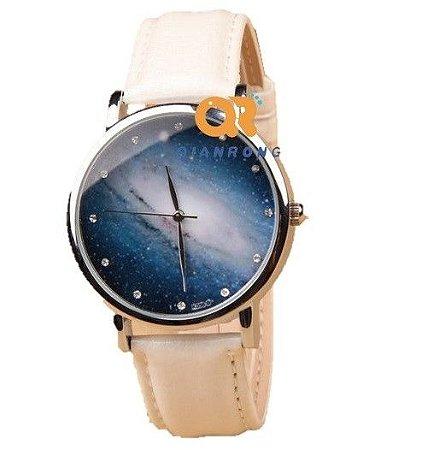 Relógio de Pulso Via Láctea