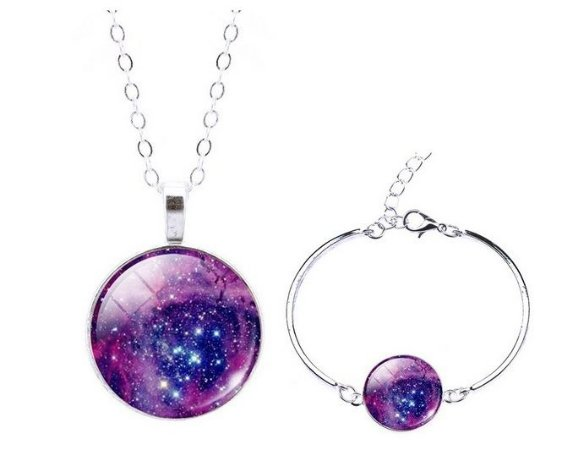 Kit Nebulosa Roseta 2 pçs