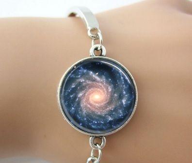 Pulseira Galáxia M74
