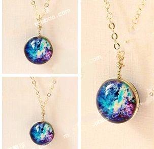 Colar Esférico Nebulosa
