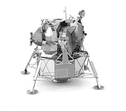 Quebra-Cabeça 3D Módulo Lunar Apollo