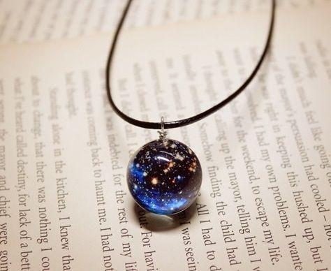 Colar Esférico Estrelas
