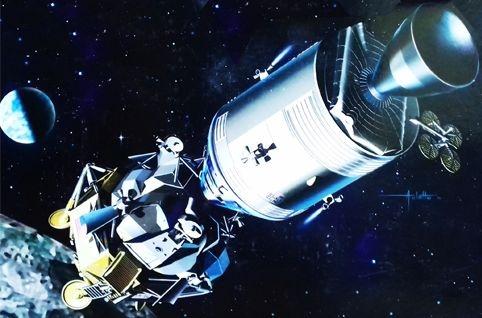 Módulo Lunar Apollo 11