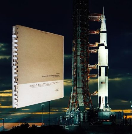 Manual de Engenharia Humana (Usado no Foguete Saturn V do Programa Apollo)