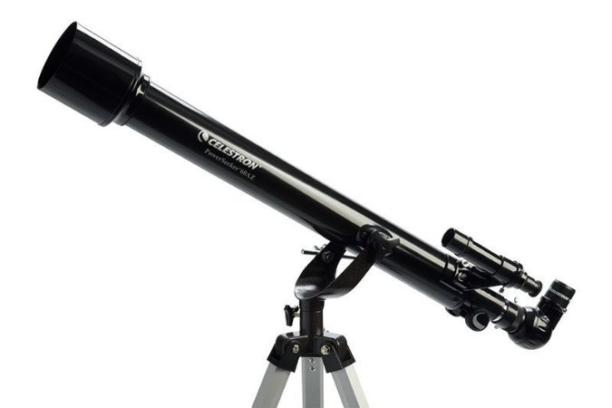 Telescópio Celestron PowerSeeker 60AZ