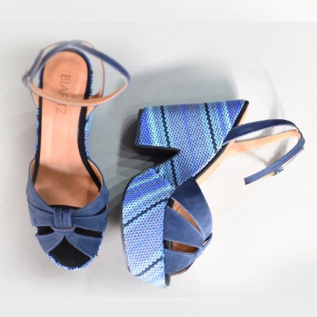 SANDALIA-3422 BLUE