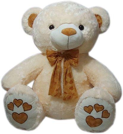 Urso Charmoso - Amarelo