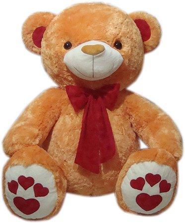 Urso Charmoso - Vermelho