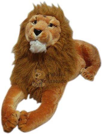 Pelúcia gigante - Leão