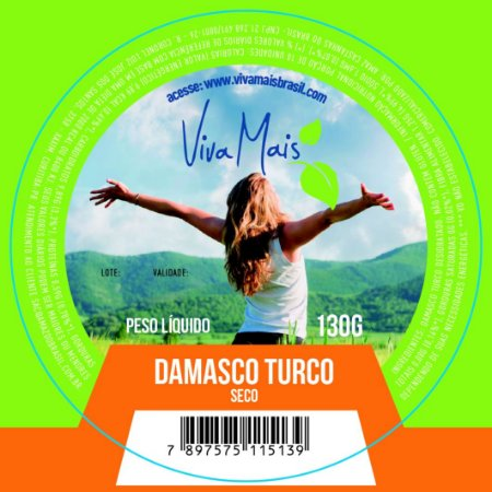 DAMASCO TURCO | 130 GRAMAS