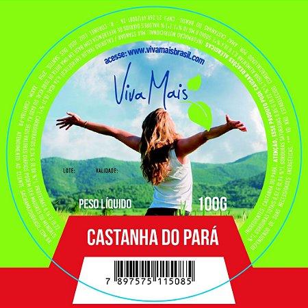CASTANHA DO PARÁ | 110 GRAMAS
