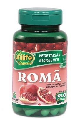 Romã - 60 cápsulas
