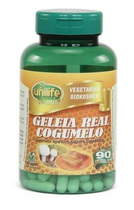 Geleia Real com Cogumelo - 90