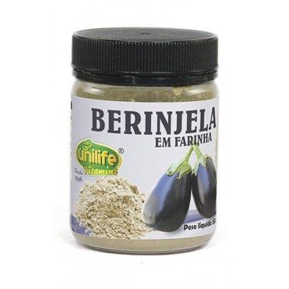 Berinjela em Farinha - 150 Gramas