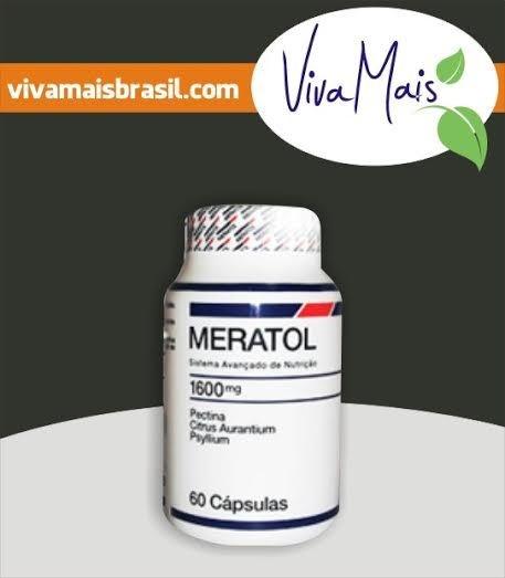 Meratol  - 60 Cápsulas