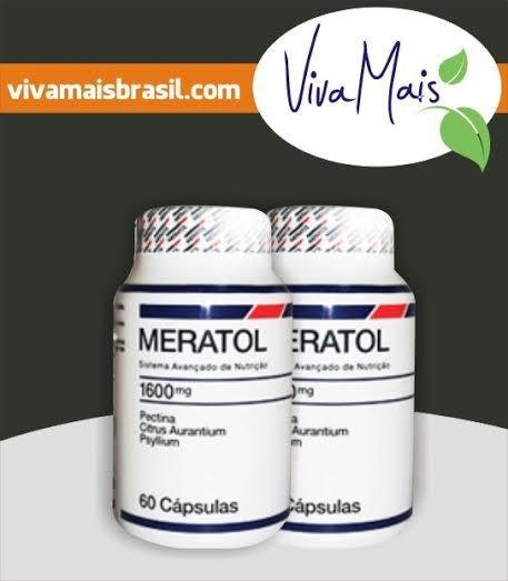 Meratol - Kit 2 Unidades - 120 Cápsulas