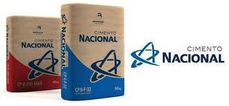 Cimento Nacional em Até 12 x no Cartão (entrega partir de 30 sacos) Araçoiaba
