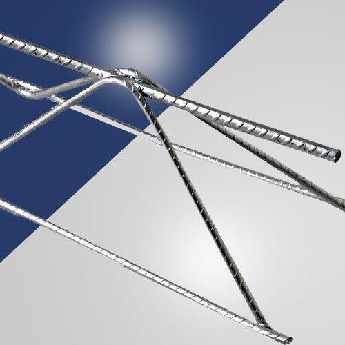 Treliça para Laje Treliçada TG 8 L (Altura 8 cm) , Treliça TB 12 L (Altura 12 cm) Direto da Distribuidora em até 10x no cartão com Frete Gratuito