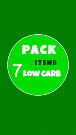 PACK - LOW CARB
