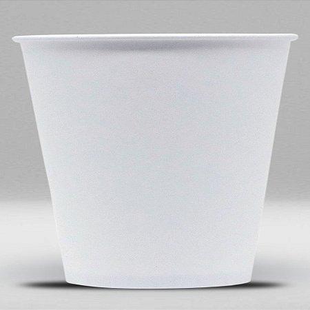 Balde de Papel Branco Biodegradável e Reciclável 3 Litros Caixa com 400 Unidades
