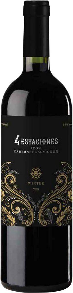 4 Estaciones Premium Winter Cabernet Sauvignon 750 ml