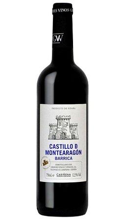 Castillo D Montearagón Barrica 750ml