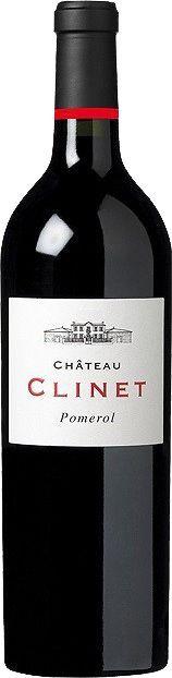 Chateau Clinet Pomerol 2013 750ml