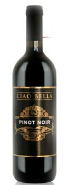 Ciao Bella Pinot Noir 750ML