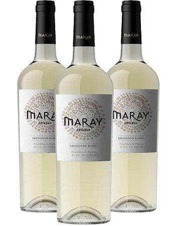 kIT 3 Vinhos Maray Reserva Sauvignon Blanc