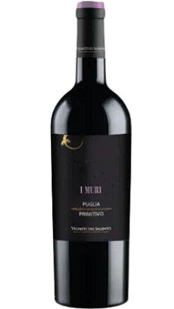 I Muri Primitivo  Puglia 750ML
