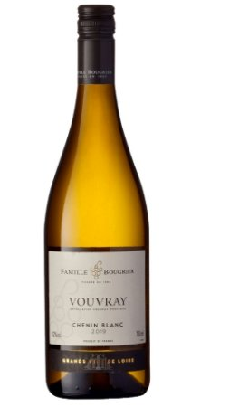 Famille Bougrier Vouvray 750ml