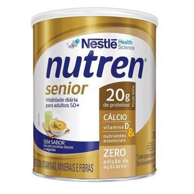 Nutren Senior 370g - Sem Sabor