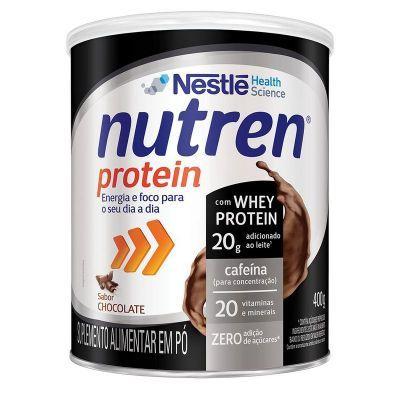 Nutren Protein 400g - Sabor Chocolate