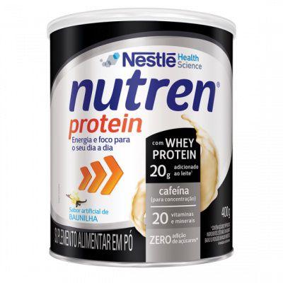 Nutren Protein 400g - Sabor Baunilha
