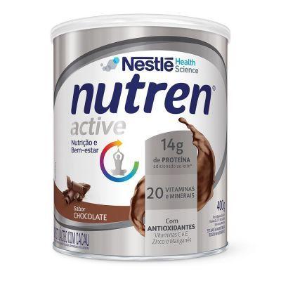 Nutren Active 400g - Sabor Chocolate