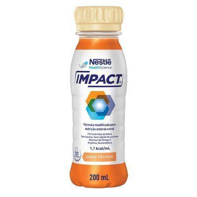 Impact 200ml - Sabor Pêssego