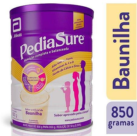 Pediasure Complete 850g - Sabor Baunilha