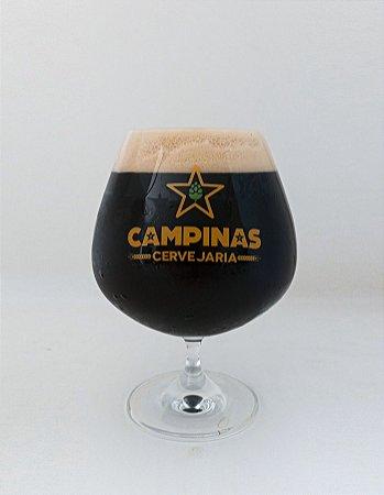 Taça de Cerveja de Cristal Snifter Cervejaria Campinas - 760ml