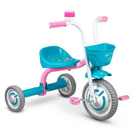 Triciclo Nathor Infantil Aluminio Charm