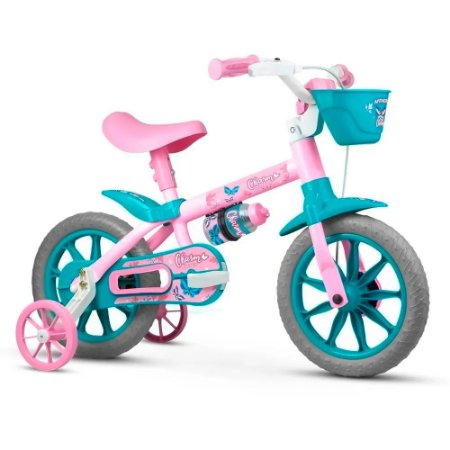 Bicicleta Nathor Aro 12 Infantil Charm