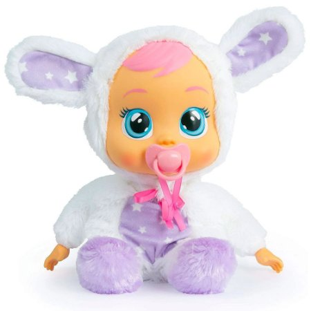 Boneca Coney De Pelúcia Multikids Cry Babies Good Night