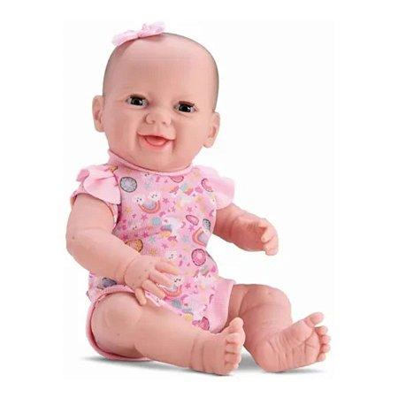 Boneca New Born Bercinho