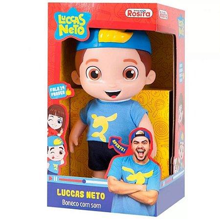 BONECO LUCCAS NETO ROSITA 1070