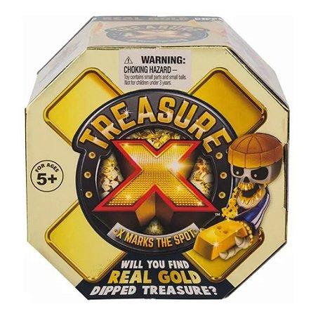 Treasure X Caça Ao Tesouro Escava Ouro Personagens Surpresa
