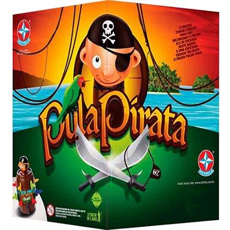 Pula Pirata- Estrela
