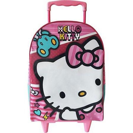 Mochila De Carrinho G Hello Kitty  Infantil xeryus  9550
