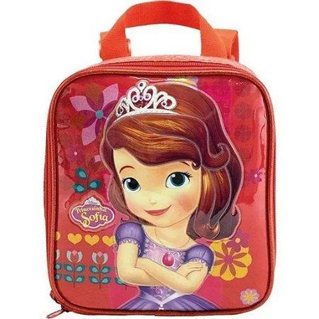 Lancheira Escolar Sofia Crystal Magic Infantil Xeryus 8614