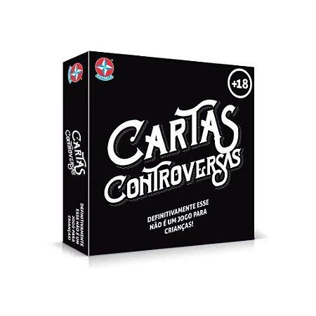 Jogo  de Cartas Controversas - Estrela